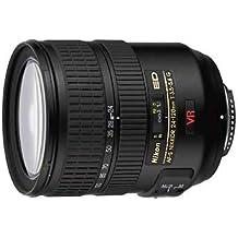 Nikon AF-S VR Zoom-NIKKOR 24-120mm f/3.5-5.6G IF-ED - Objetivo (SLR, 15/13, amplio, Nikon, Negro, Bayonet)