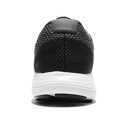 Nike Revolution 3, Scarpe Running Uomo Nero (Black/white-dark Grey-anthracite)