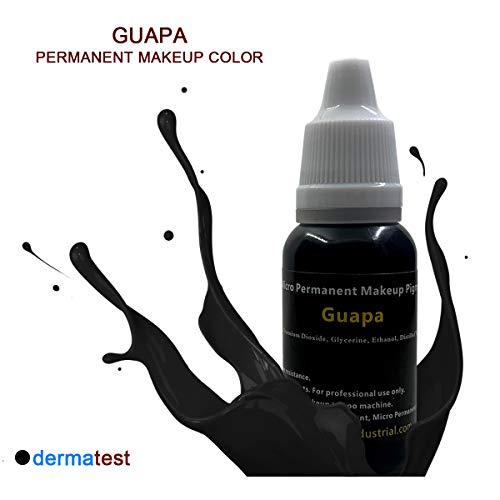 Guapa 15 ml Augenbraue Eyeliner Microblading Pigment Permanent Makeup Tattoo Ink Kosmetische Farbe...