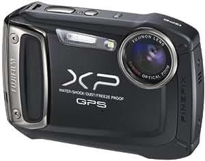 Fujifilm FinePix XP150 Digitalkamera (14 Megapixel, 5-fach opt. Zoom, 6,9 cm (2,7 Zoll) Display, bildstabilisiert) schwarz