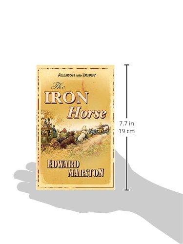 The Iron Horse (Railway Detective 4)