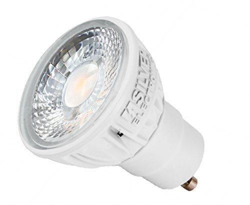 Silver Electronics LED Pro DICROICA, GU10, 5Watts, Weiß, 3x 5x 5.7cm