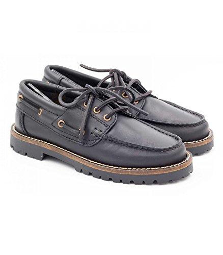 Boni Martin II - Chaussures Garçon Cuir Lacet