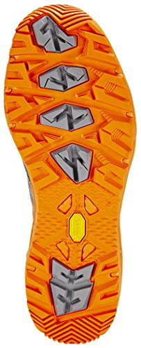 The North Face Ultra Fastpack II GTX - Chaussures - gris 2017 Q-Silver Grey/Tibetan Orange