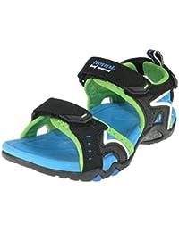 Beppi Boys' Athletic Sandals black Black