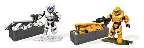 Mega Construx Halo DXR56 - Spartan Armor Customizer Pack Building Set (Outfit Halo Spartan)