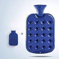 YUN Honeycomb Luftkissenart PVC Füllung Wasser Bewässerung Wärmflasche Männer Und Frauen Warme Wasser Tasche Handwärmer... preisvergleich bei billige-tabletten.eu