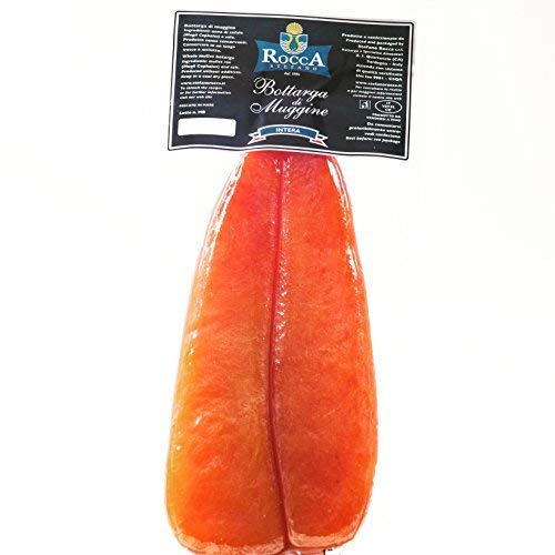 Rocca Bottarga Il meglio della Sardegna Italia (uova di muggine essiccate) 102 ~ 130 gr