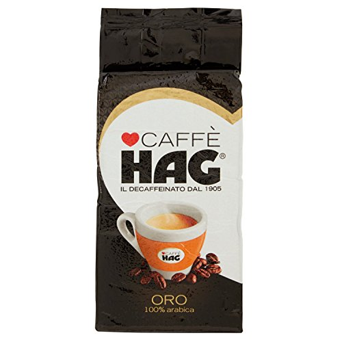 Hag Caffè Il Decaffeinato sal 1905 - 250 gr