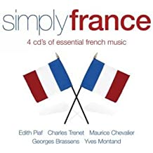 Simply France (Coffret 4 CD)