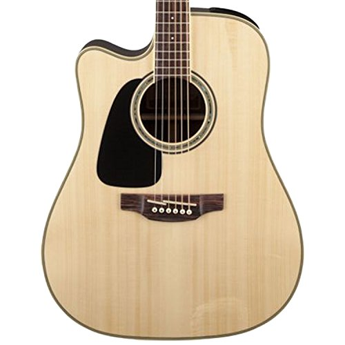 TAKAMINE gd51ce LH Nat guitarra Dreadnought Cutaway Guitarra Electroacústica para zurdos, Natural