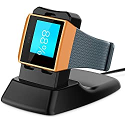 Fitbit Ionic Cargador Basstop carga inalámbrico