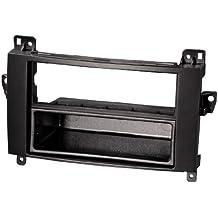 Hama - Ranura DIN doble para radio de coche para Mercedes Viano/Vito y VW Crafter