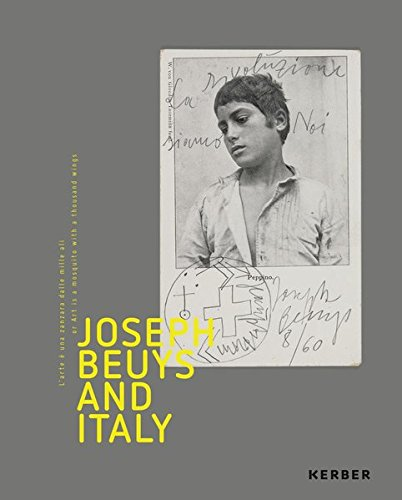 Joseph Beuys and Italy par Joseph Beuys