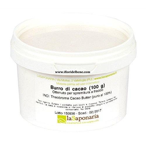 Burro di Cacao Biologico - 100 gr - Cacao Ricco