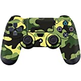 Camouflage Vinyle Decal Sticker Skin autocollant pour le manette x 2 (Army Green)