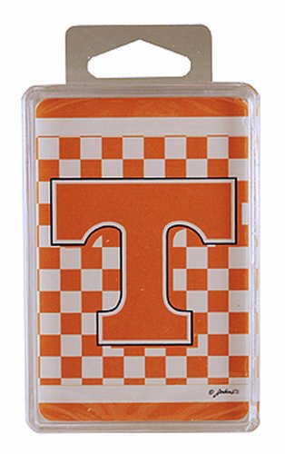 Game Day Outfitters NCAA Tennessee Volunteers Playing Cards