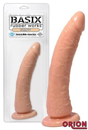 Pipedream BASIX SLIM 7 inch DONG