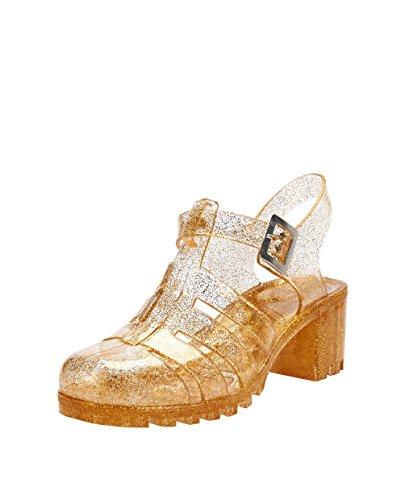 caja-de-zapatos-olga-chunky-talon-pescador-jelly-sandalias-color-dorado-talla-4-uk