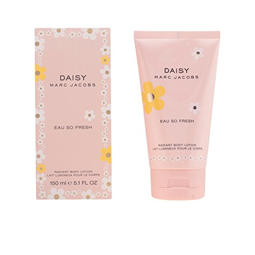 Marc Jacobs Daisy Eau So Fresh femme/women, Body Lotion, 1er Pack (1 x 150 ml) (Duftende Feuchtigkeitsspendende Lotion)