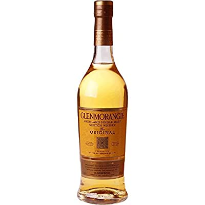 Glenmorangie 10 Year Old Original Single Malt Scotch Whisky 70cl Bottle