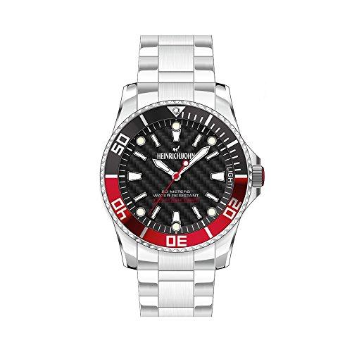 Heinrich hijo Colonia HS1015A reloj de pulsera para hombre
