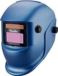 Cevik Ce-Pe600S–Pantalla de soldadura Reg.9–13automática Color Azul