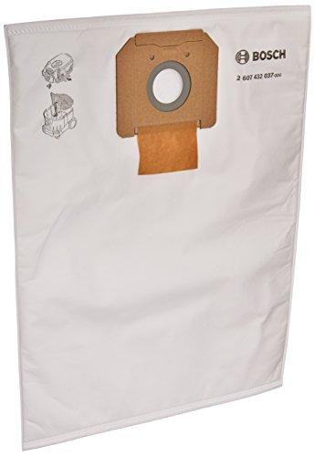 Bosch vb090F Fleece Filter Tasche für Verwendung mit vac090Staubabscheider, 9-gallon -
