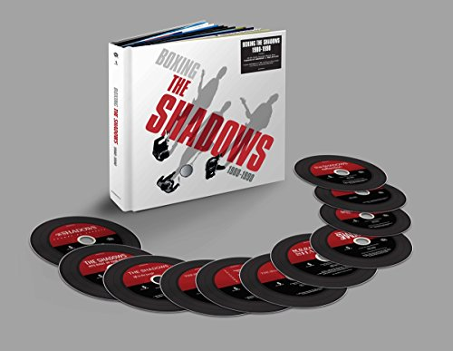 199011cd The Shadows 1980 Set Boxing mnyv0ON8w