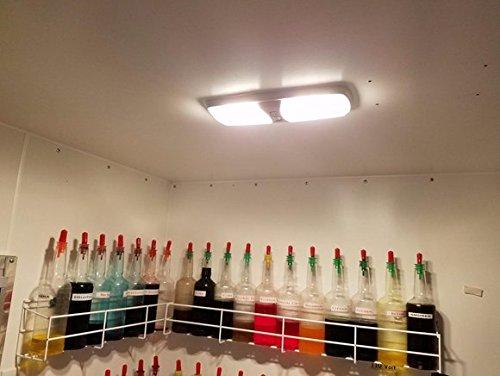 Plafoniere Camper 12v : Kohree set di 2 lampade led da 12v plafoniere tetttuccio