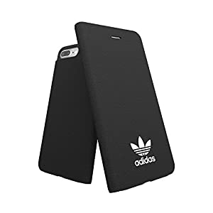 adidas Case TPU Booklet for Iphone 8/7/6/6S – Black