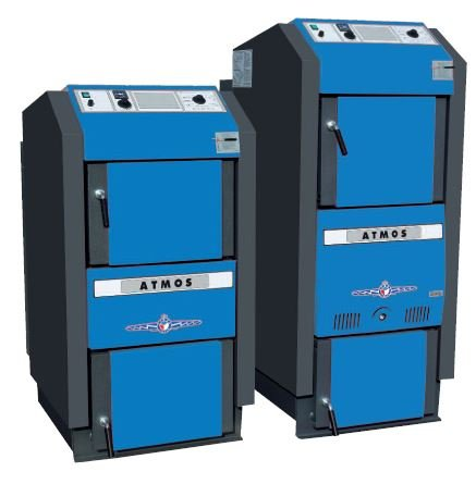 Preisvergleich Produktbild Atmos Holzvergaser DC GSE Serie 18 22 25 30 40 50 (Leistung: 49 KW)
