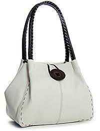 Amazon.co.uk: White - Handbags & Shoulder Bags: Shoes & Bags