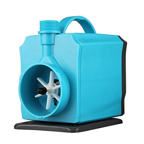 Tutoy 1500 ~ 6500L/H Tauch Wasser Aquarium Sauerstoffpumpe Teichfisch Tank Silent Water Filter - 120W