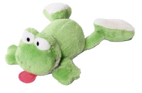 Nici 34294 - Spring-Frosch mit Bewegungschip 10 cm