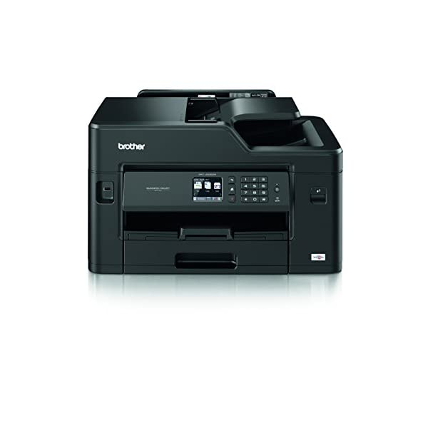 Brother MFC-J5335DW Colour Inkjet Printer | Wireless, PC Connected & Network | Print, Copy, Scan, Fax & 2 Sided Printing | A4 with A3 print capability 41ACqsAWzhL