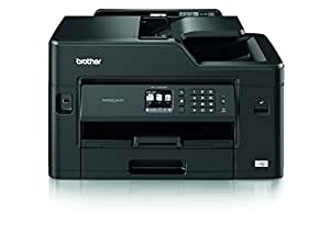 Brother MFC-J5335DW Colour Inkjet Printer | Wireless, PC Connected & Network | Print, Copy, Scan, Fax & 2 Sided Printing | A4 with A3 print capability