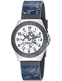 Esprit Jungen-Armbanduhr half-pipe Analog Plastik A.ES105274001