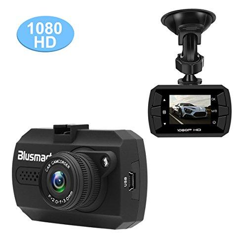 Auto Dash Cam,1080 FHD Auto DVR mit G-Sensor Auto Dashboard digitale Fahrt Recorder Parkplatz Monitor Bewegungserkennung  Schleife Aufnahme G-Sensor 16GB Karte - Usb-cam-software