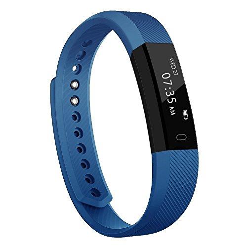 Smart e sottile, sottile ed elegante. Goditi la vita con il bracciale  Toobur fitness.