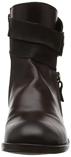 Fly London Afar021fly, Stivali Chelsea Donna Marrone (Dk. Brown/chocolate)