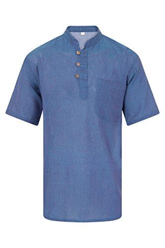 ThaiUK - Chemise casual - Homme bleu clair