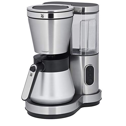 WMF Lono Aroma Kaffeemaschine, mit Thermoskanne, Filterkaffee, 8 Tassen, Timer-Funktion, Schwenkfilter, abnehmbarer Wassertank, Abschaltautomatik, 800 W