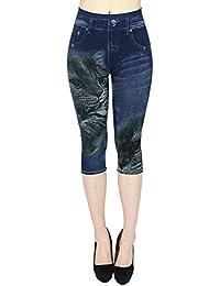 3be3cb34d901 Suchergebnis auf Amazon.de für  Leggings in Jeans-Optik  Bekleidung