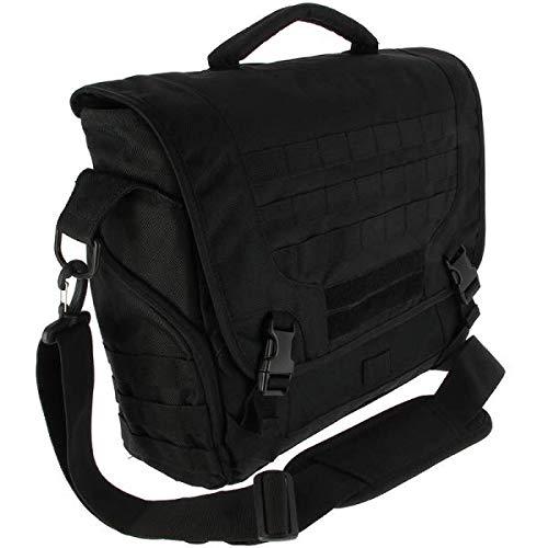 g8ds® Messenger Tasche 16 Liter Fassungsvermögen 1200D Tragetasche - Firefighter Taschenmesser
