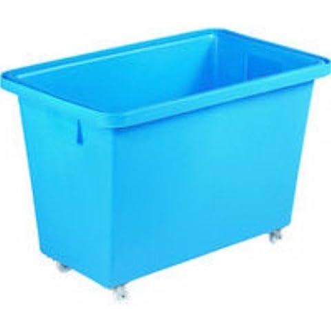 VFM 328227 Mobile Nesting Container, 150 L, Light