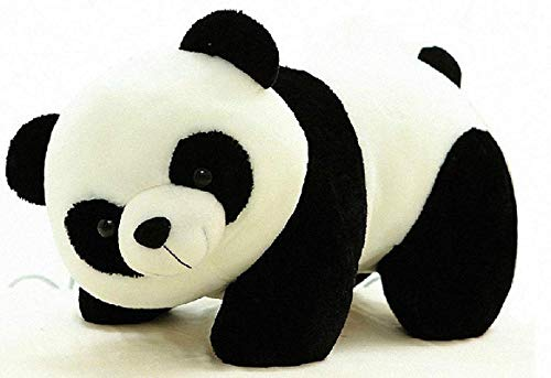 Smarter Perfect - Soft/Cuddle Small Black and White Panda Teddy Bear 30 cm