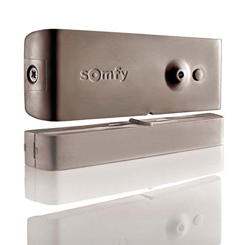 Somfy 2400928 Öffnungsmelder, Braun, One Size
