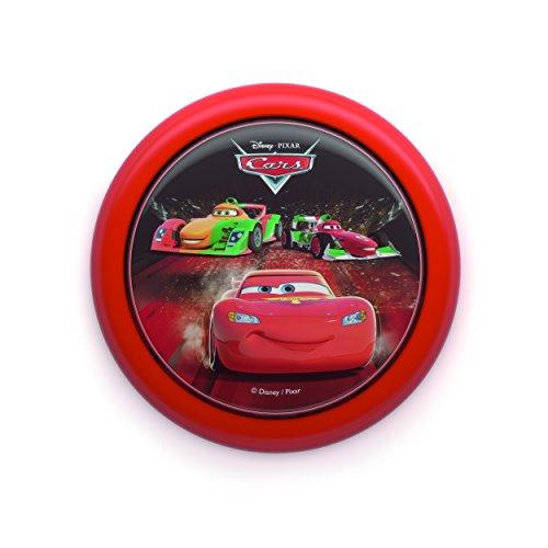 Philips Disney Cars LED Nachtlicht, rot