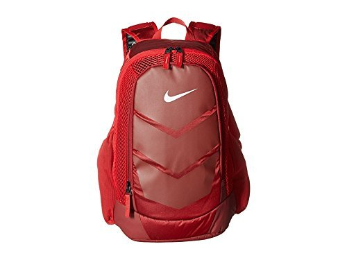 Nike Vapor Speed Backpack Mochila, Hombre, Rojo (Gym Red / Team Red / Metallic Silver), Talla Única